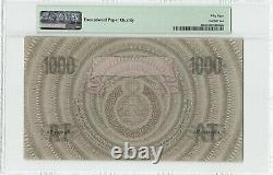 Pays-bas 1000 Gulden 1938 Grietje Seel Pick 48 Pmg Choice About Unc 58 Epq