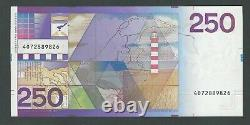 Pays-bas 250 Gulden 1985 Phare P-98 Unc