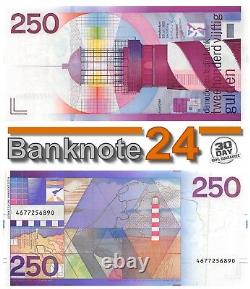 Pays-bas 250 Gulden 1985 Phare Unc Rare Note Pn 98a